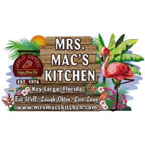 Mrs. Mac's Kitchen, Key Largo, Florida