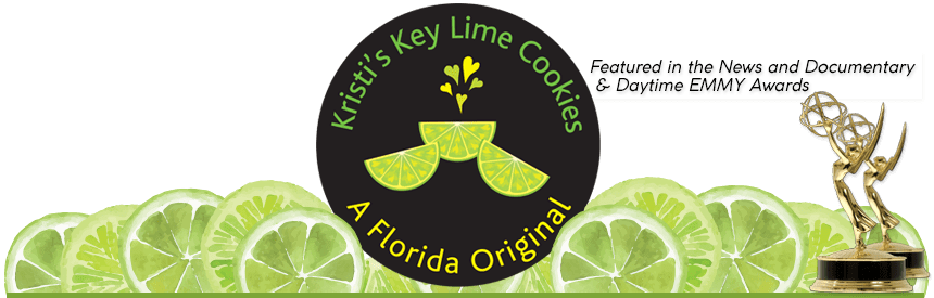 Kristi's Key Lime Cookies Naples Florida