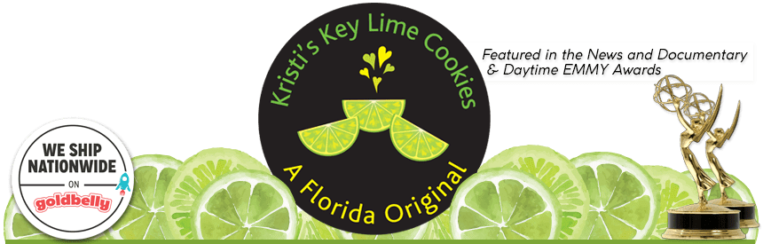 Kristi's Key Lime Cookies